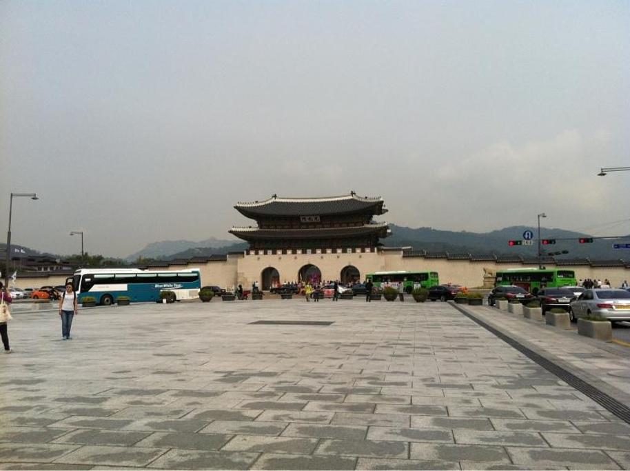 光化门广场Gwanghwamun 点评/门票/地址/旅游