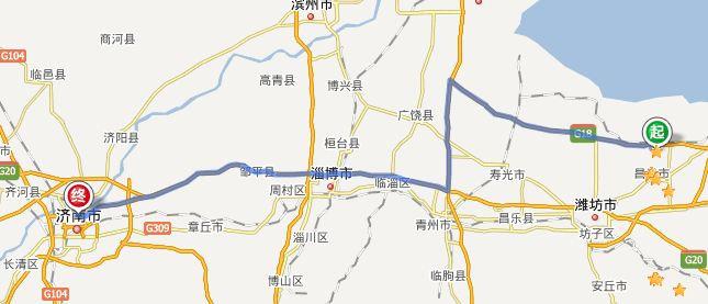出发地——济南黄河百里风景区