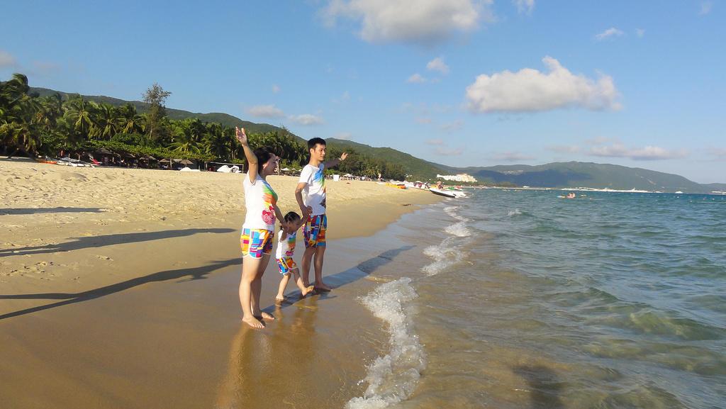 隗家妹同学人生的第一次旅行-海南7日游
