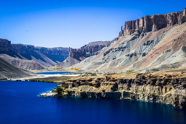班达米尔湖图片