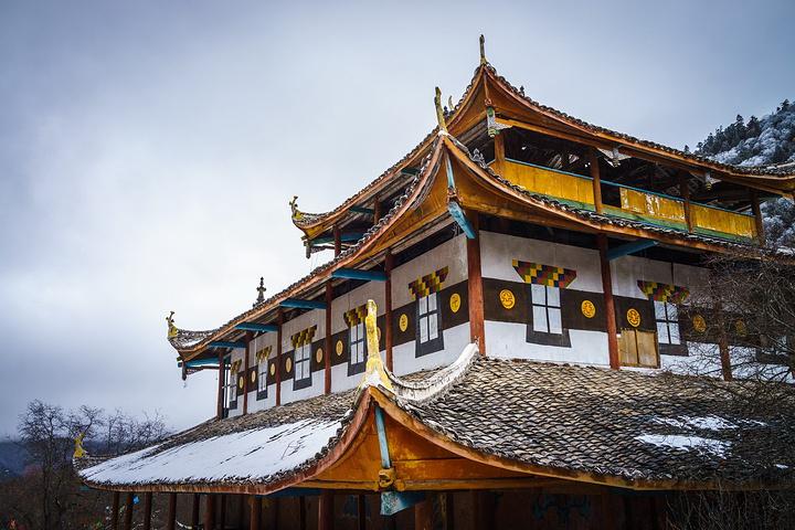 藏族地区寺院