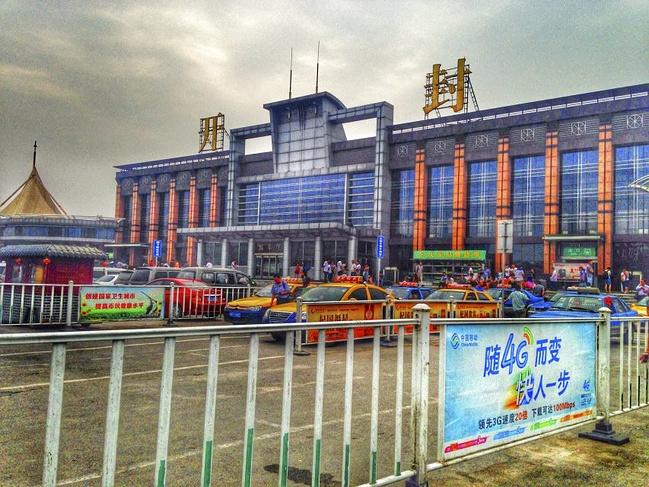 开封火车站附近酒店