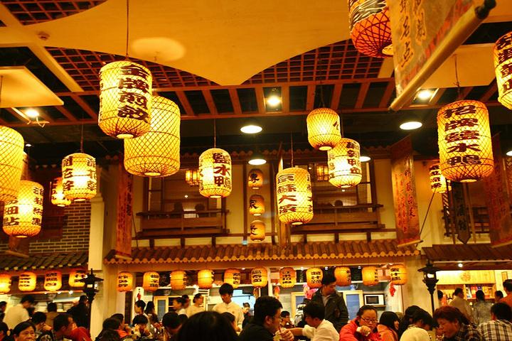 狮子桥美食街的肇庆大排档我们到的美食已经端州南京四路时候图片