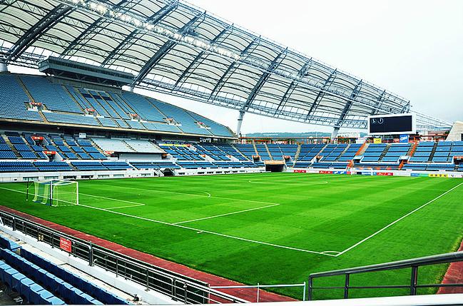 西歸浦市世界杯運動場圖片圖片