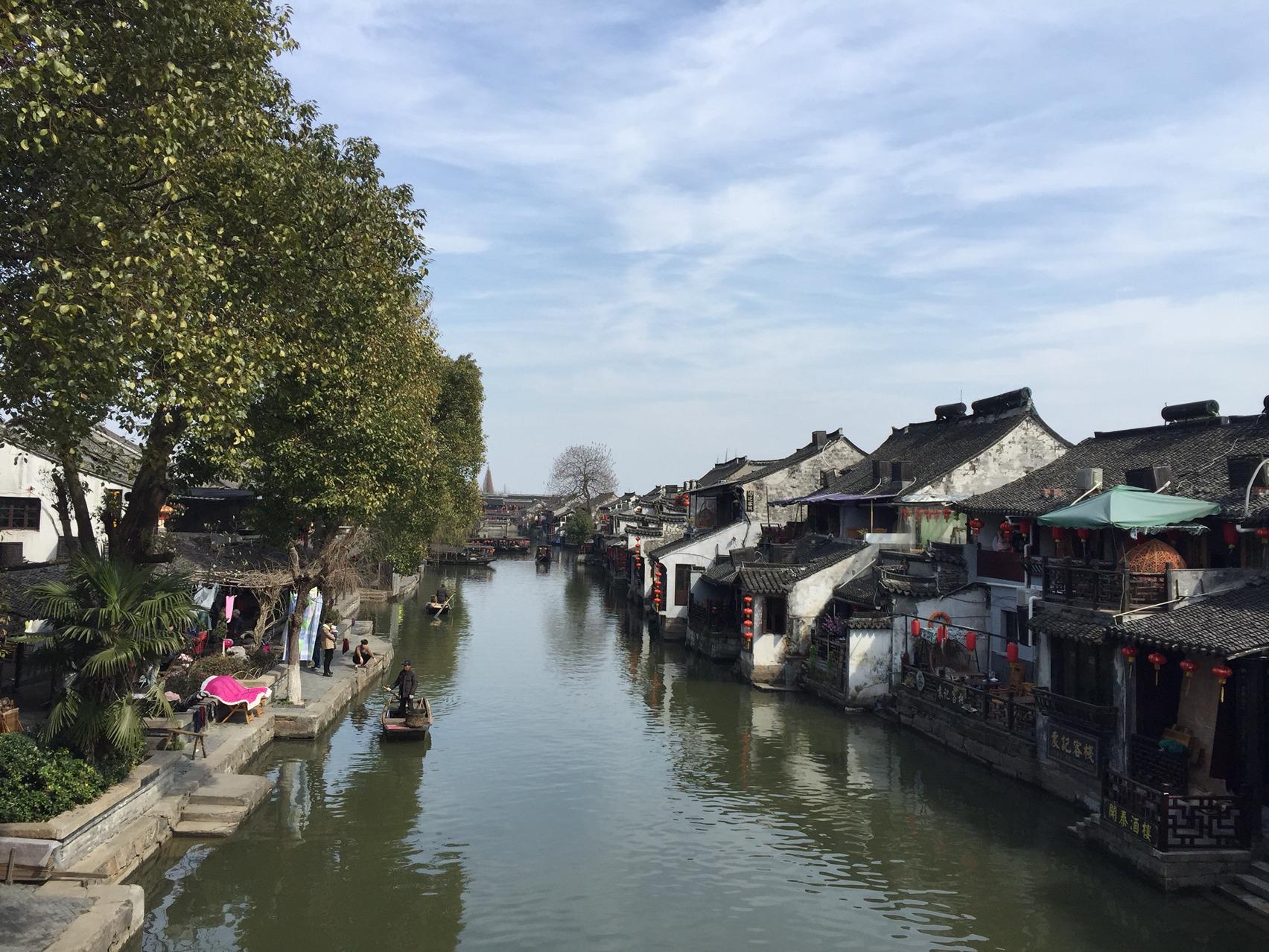 20年友情纪念之旅——江南古镇游