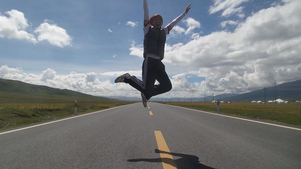 【聪明旅行者】20岁,从深圳搭车去拉萨