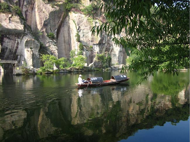绍兴旅游景点图片_浙江绍兴哪些旅游景点是免费-浙江绍兴周边有哪些旅游景点
