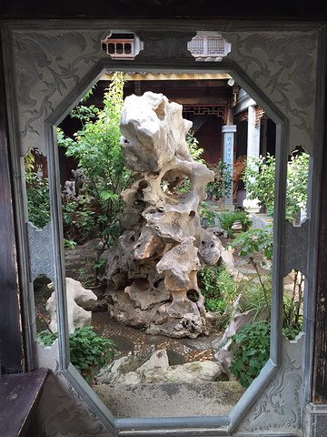 """""""张家花园真是集建筑设计的大成,在不大的区._大理""""的评论图片"""