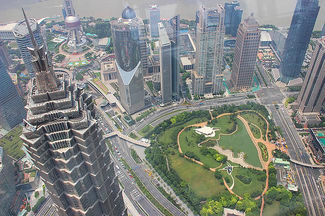 上海的景色_上海旅游攻略_自助游攻略_去哪儿攻略社区