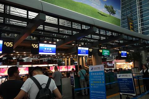 2015广州白云国际机场
