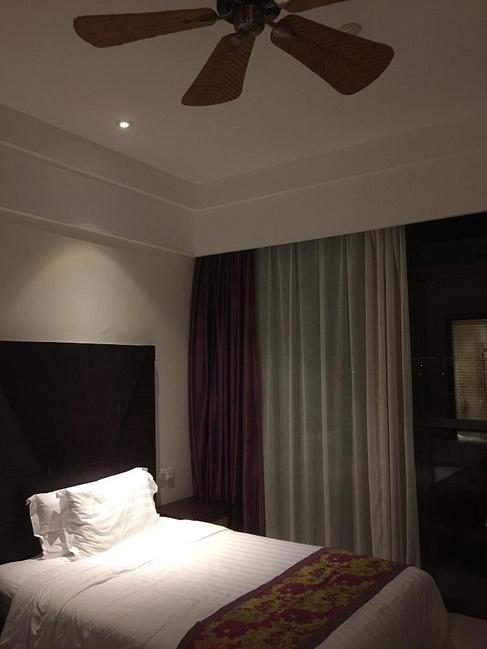 红树林度假酒店大堂吧图片