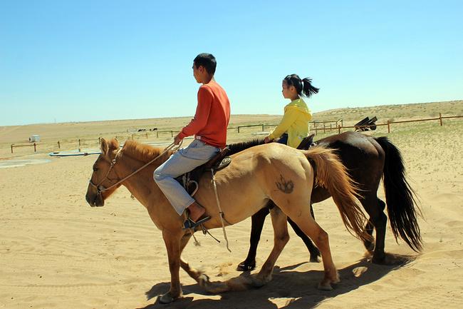 蒙古国 扎门乌德图片图片
