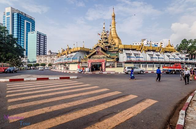 aung san market,逛仰光最大最热闹的集市,看下缅甸的玉,翡翠,琥珀,红