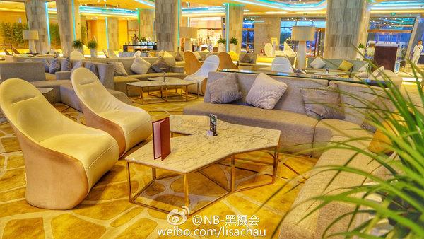 青岛银沙滩温德姆至尊酒店图片