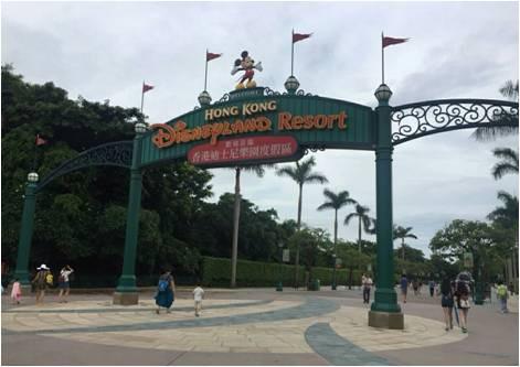 攻略童真的乐趣-香港迪士尼一日游_香港旅游攻综完美世界slinniani图片