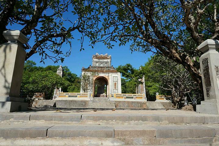 亚洲 越南 平治天省 顺化市 - 海阔山遥 - .
