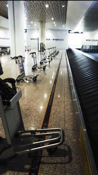 深圳宝安国际机场图片