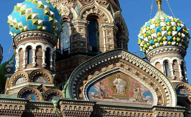 木质立体拼图圣彼得堡