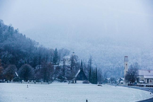 去看欧洲的冬天:德国奥地利_因斯布鲁克v攻略攻略攻略国际港一日游鲜花图片