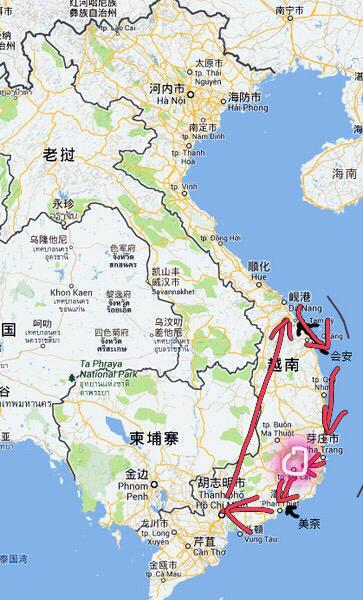 你想不到越南有多美 超细节12天自由行游