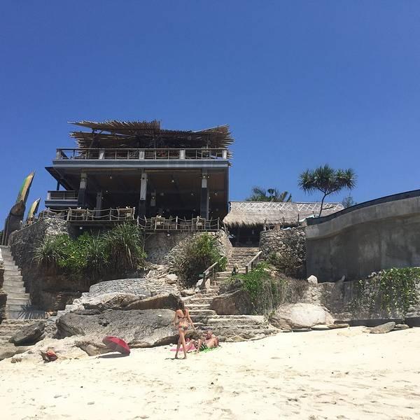 梦幻海滩旅游攻略
