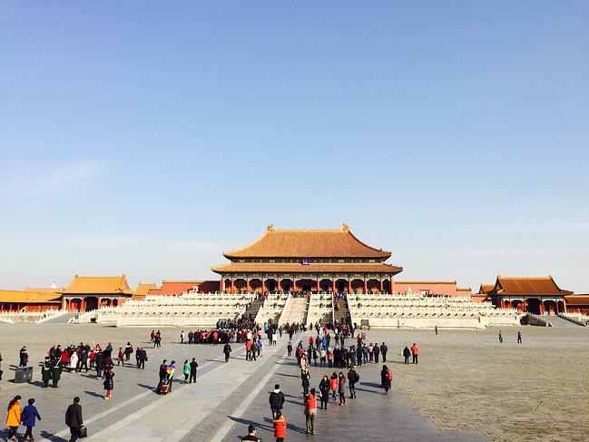 北京-蓬莱-青岛