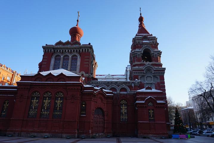 """圣阿列克谢耶夫教堂""""的评论图片"""