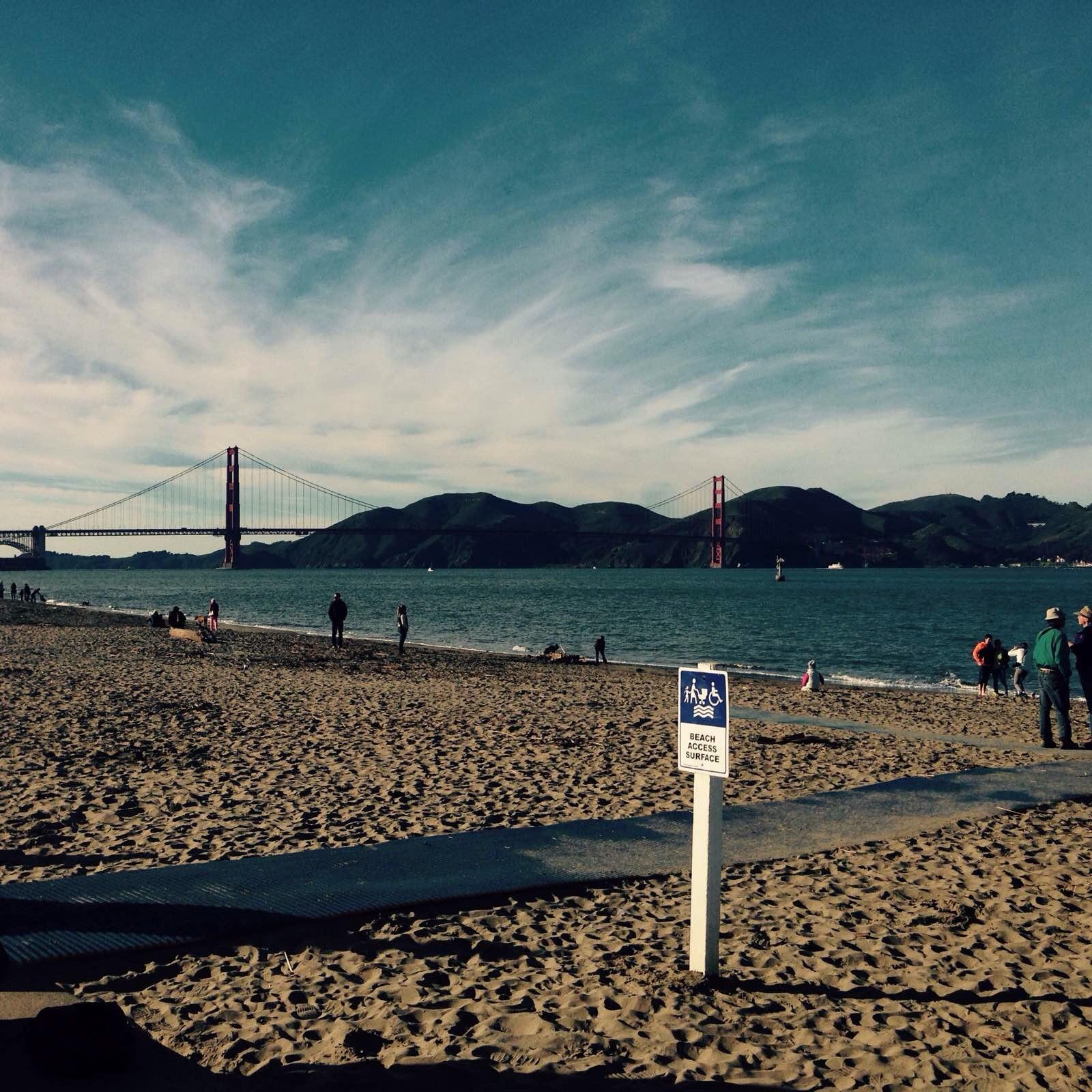 昨日之梦,明日之乡------旧金山
