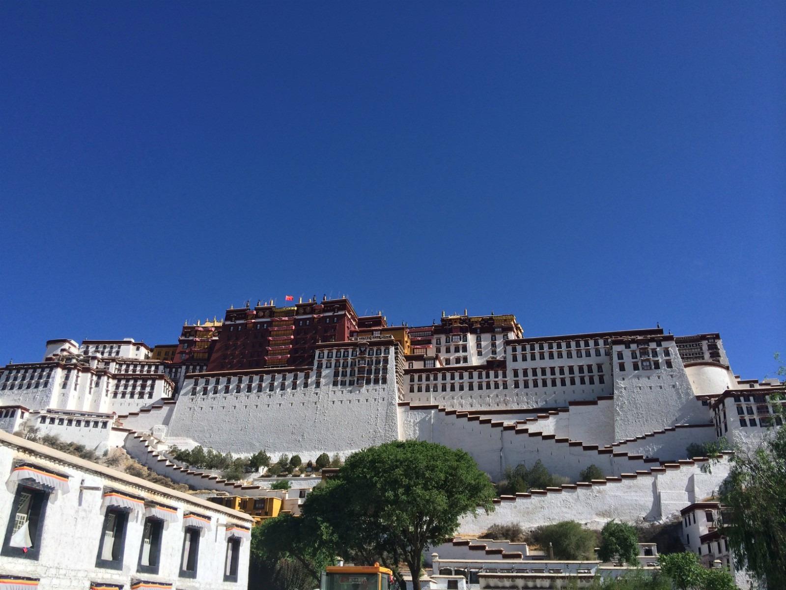 年轻就要远行,西藏魂牵的地方