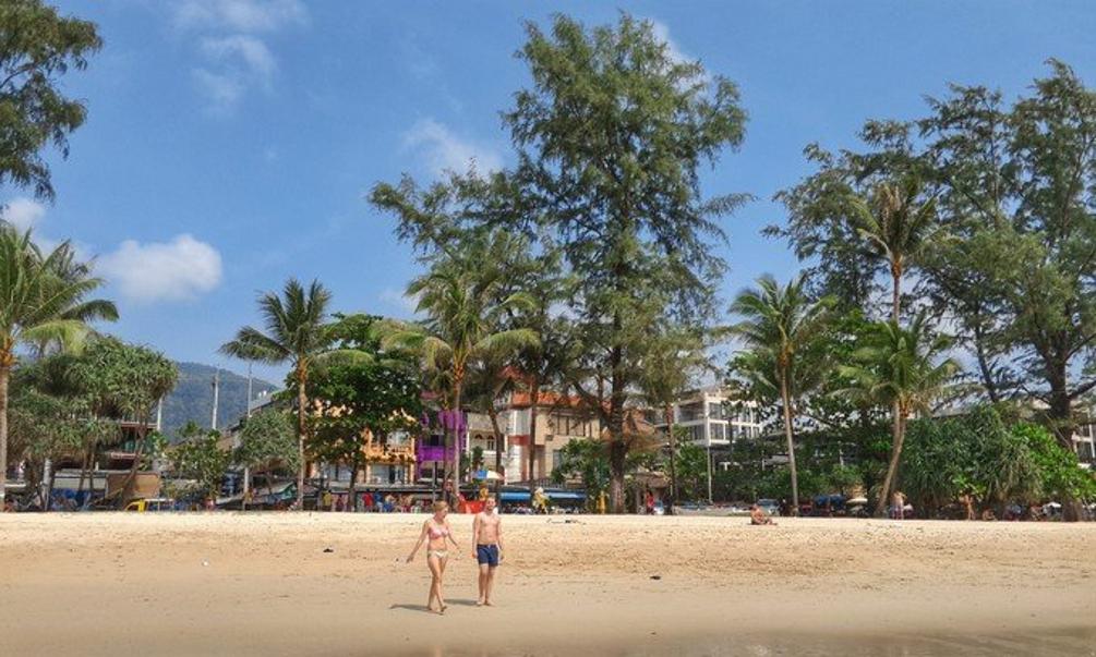 #浪不完的夏天#普吉岛,一个人的安达曼