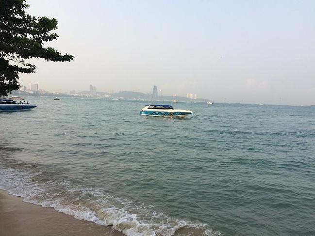芭堤雅海滩图片