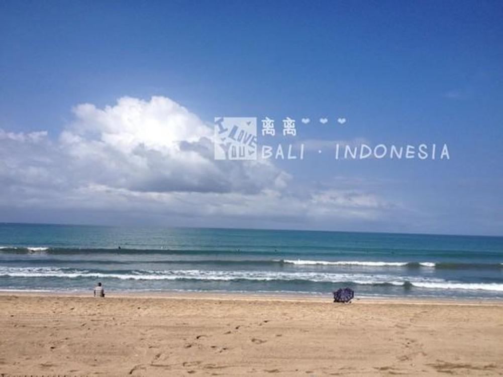 11天畅玩巴厘岛,邂逅蓝天白云。
