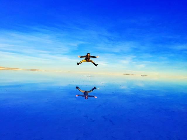 玻利维亚天空之境