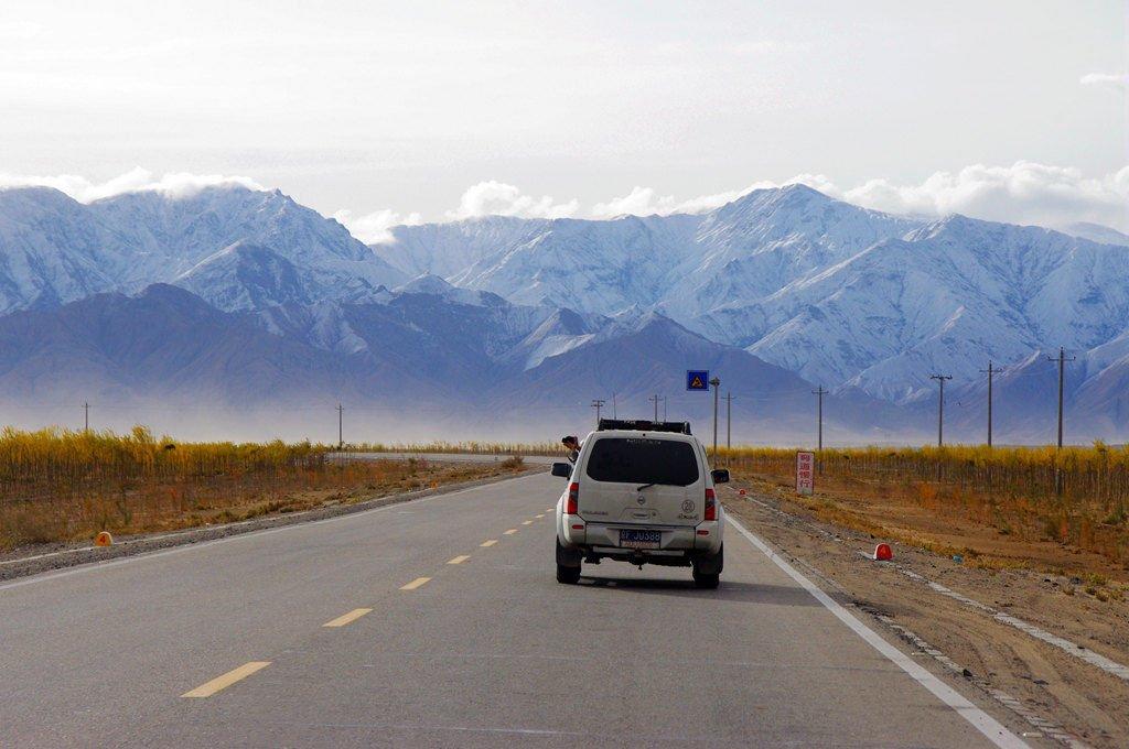 独一无二的新疆,疯狂自驾游