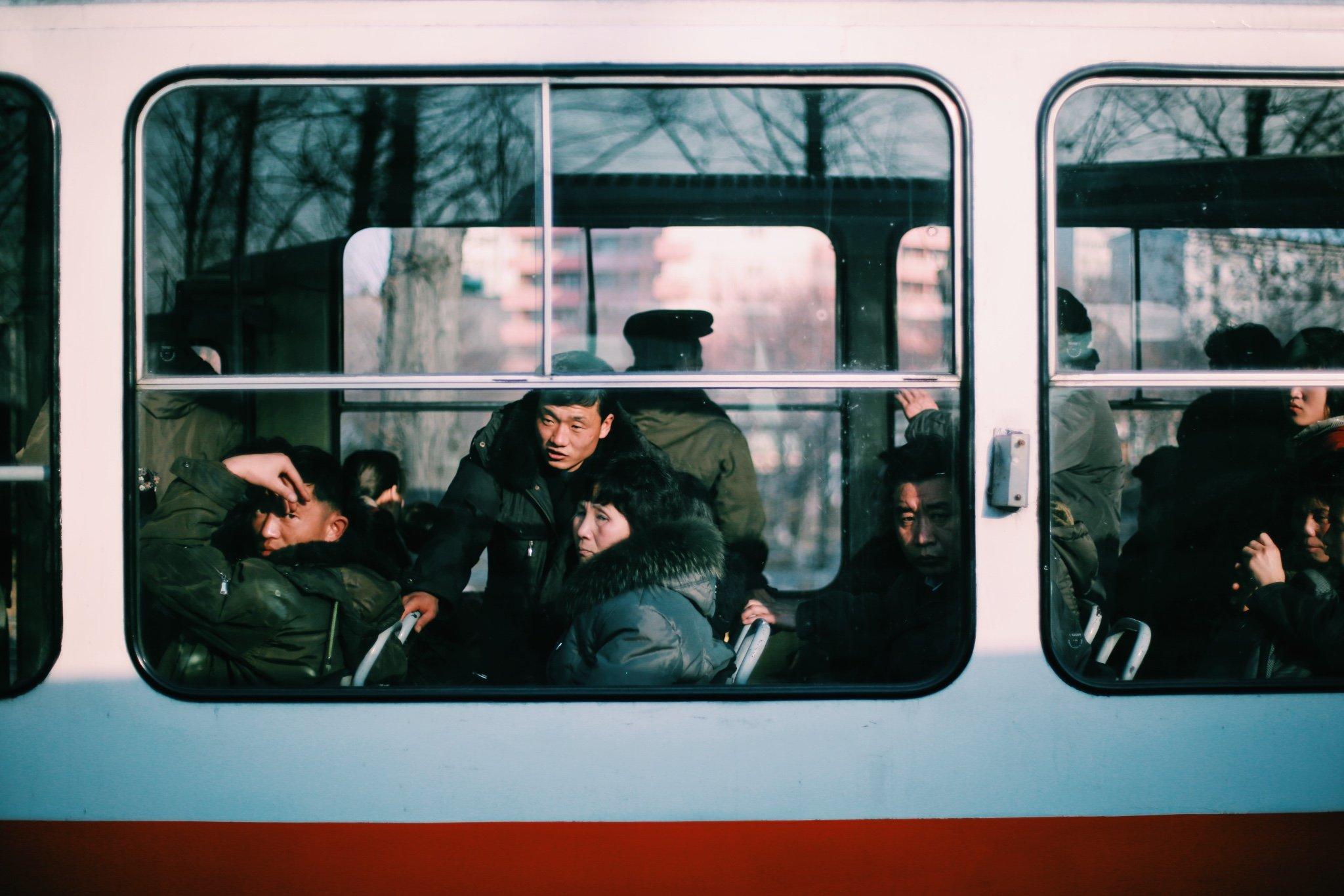 不一样的旅程,朝鲜行走记录