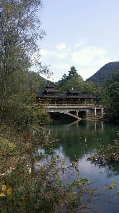 中营镇----鹤峰县城----董家河风景区图片
