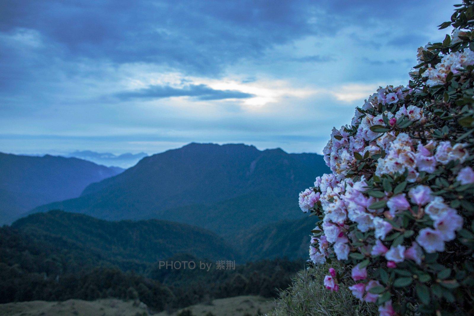 温柔的蓝色天空,浪漫的台湾之旅