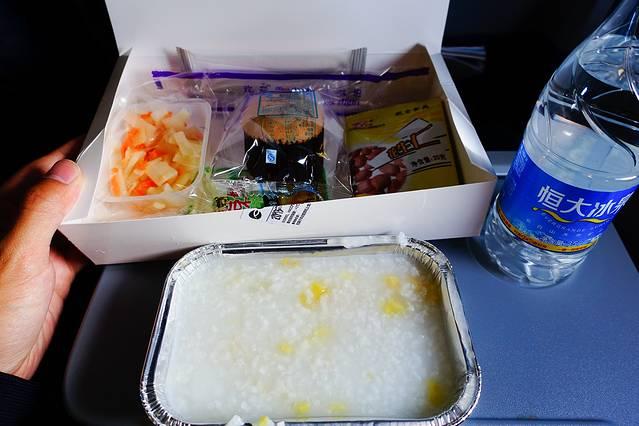 四川航空的飞机餐绝对是