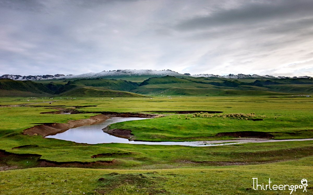 一次擦肩而过,八千公里的追随——行在新疆