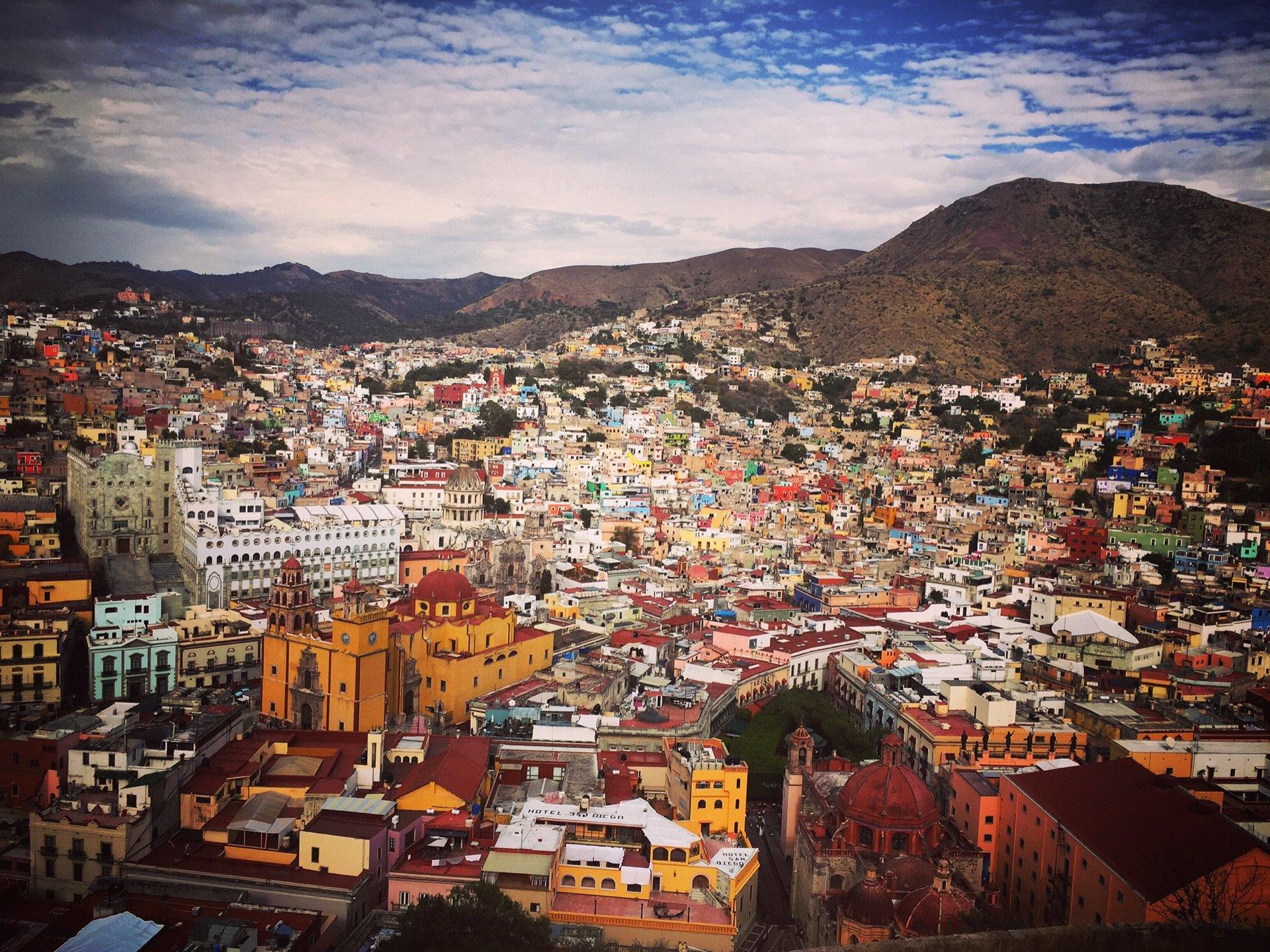 墨西哥三城记—— 十二天坎昆,瓜纳华托,墨西哥城之旅