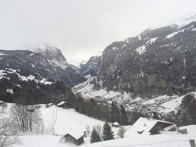 童话德法瑞士小镇冰雪从王国到欧洲德国的与歌罪3风色幻想魂罚镇攻略图片