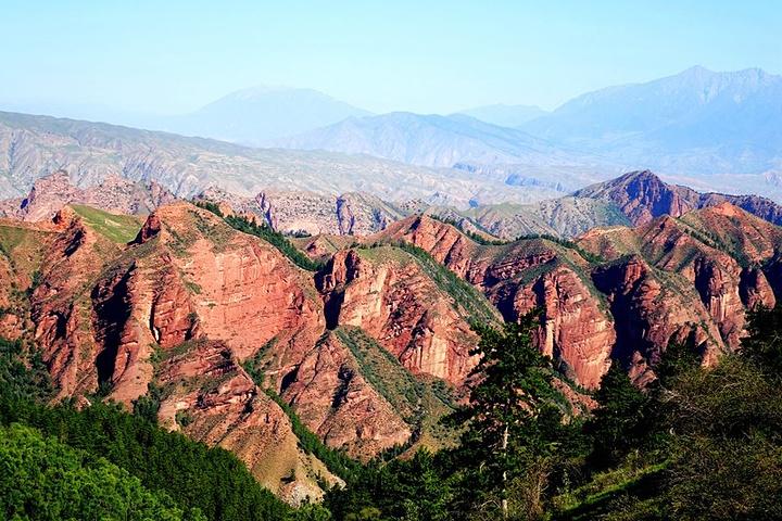 """路上的风景_坎布拉国家森林公园""""的评论图片"""