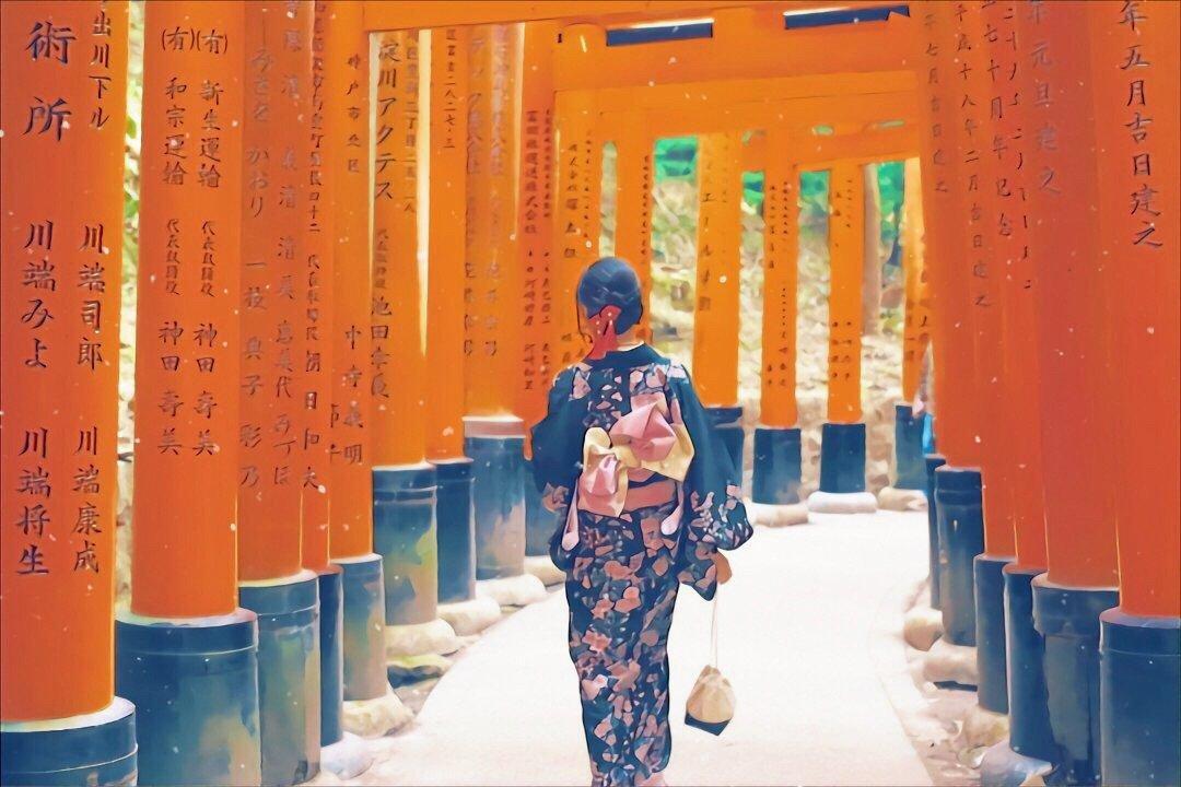 不见方三日、世间满樱花——京都与奈良的寺与花