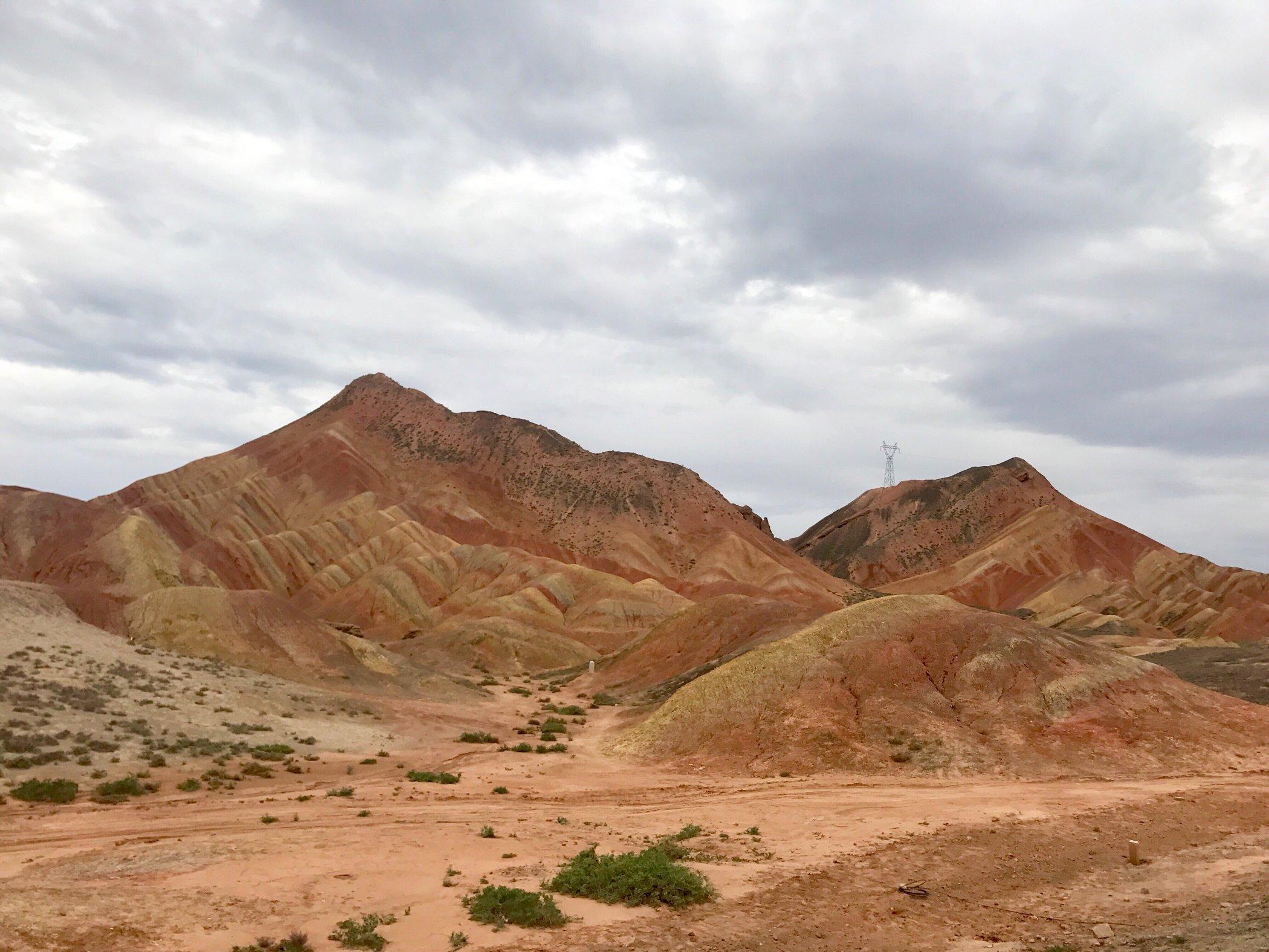 心之所向:河南—青海—甘肃—新疆