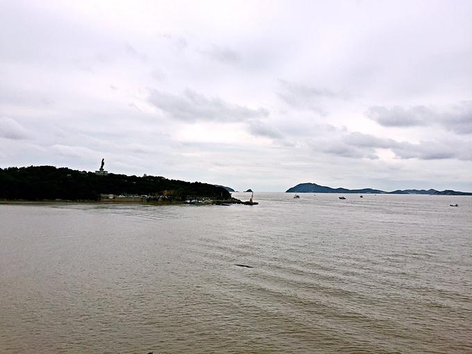 普陀山风景区图片