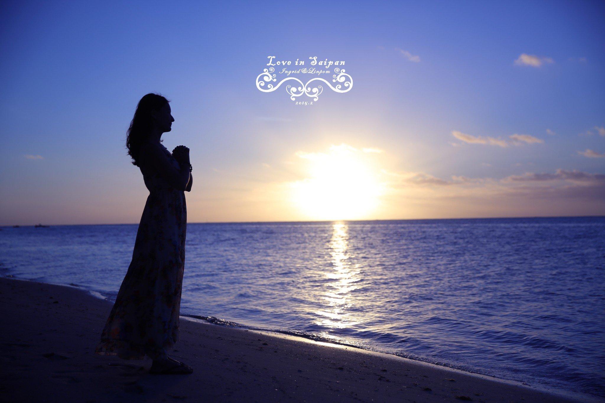 遇见七色海,邂逅一抹蓝【爱在塞班之首度蜜月旅行】