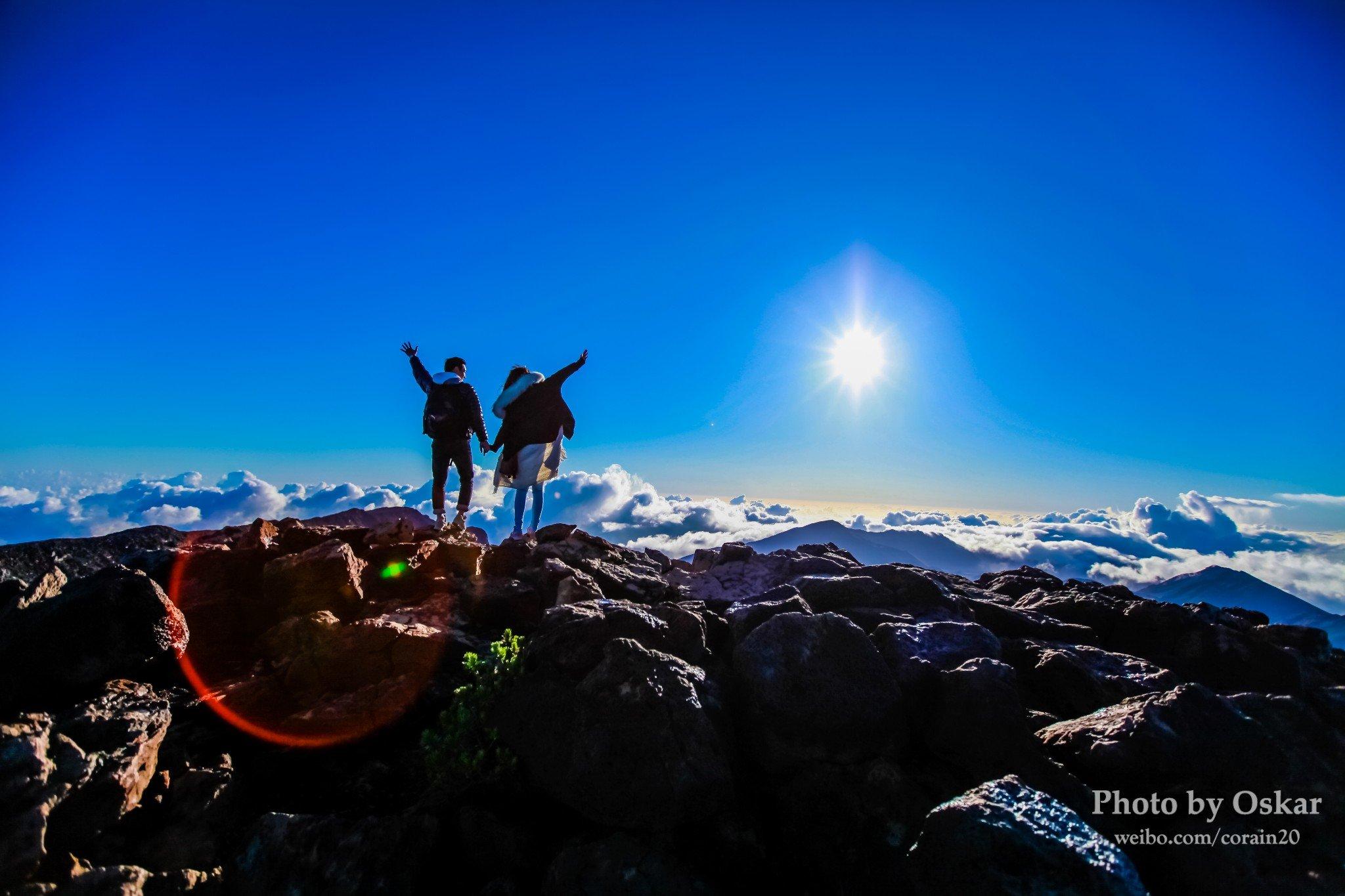 ALOHA~ 从地心到云端,夏威夷自驾探险之旅