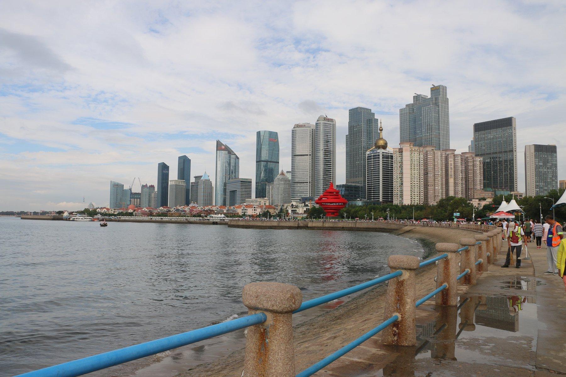 西安到青岛、济南五日自由行,轻松又潇洒-青岛通关攻略兵波10图片