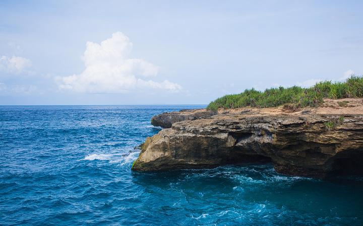 浮潜,是这次巴厘岛印象最深的项目