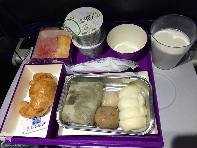 南航的飞机餐真的不咋地